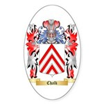 Chalk Sticker (Oval 50 pk)