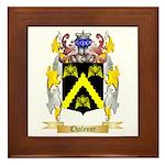 Chalenor Framed Tile