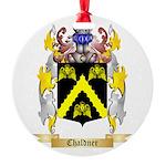 Chaldner Round Ornament