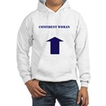 Handle With Care:Confident Woman Hoodie