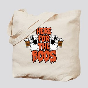 Here For The Boos Tote Bag