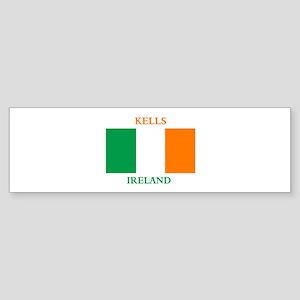 Kells Ireland Bumper Sticker