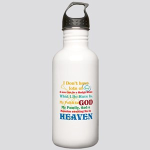 A Mansion In Heaven Stainless Water Bottle 1.0L