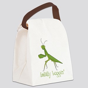 Totally Buggin Canvas Lunch Bag
