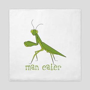 Man Eater Queen Duvet