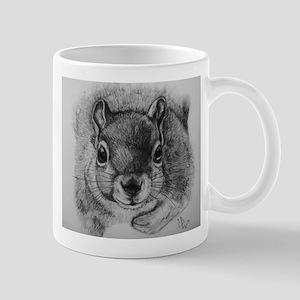 Squrrel Sketch Mug