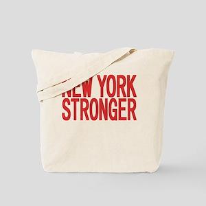 New York Stronger Tote Bag