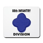 88TH INFANTRY DIVISION Mousepad