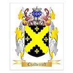 Chaldecroft Small Poster