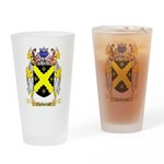 Chaldecroft Drinking Glass