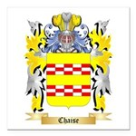 Chaise Square Car Magnet 3