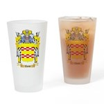 Chaise Drinking Glass