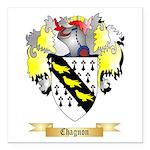 Chagnon Square Car Magnet 3
