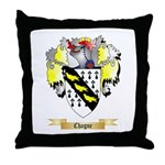 Chagne Throw Pillow