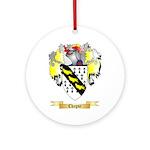Chagne Ornament (Round)