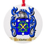 Chaffne Round Ornament
