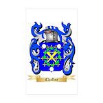Chaffne Sticker (Rectangle 50 pk)