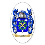 Chaffne Sticker (Oval)