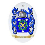 Chaffne Ornament (Oval)