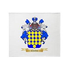 Chafen Throw Blanket