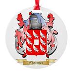 Chadwick Round Ornament