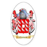 Chadwick Sticker (Oval 50 pk)
