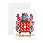 Chadwick Greeting Cards (Pk of 10)