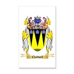 Chadwell Rectangle Car Magnet