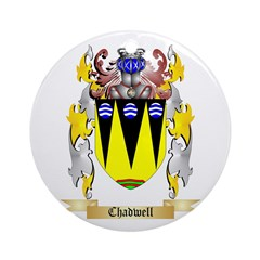 Chadwell Ornament (Round)