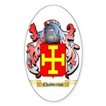 Chadderton Sticker (Oval 50 pk)