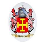 Chadderton Ornament (Oval)