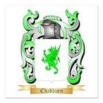Chadburn Square Car Magnet 3