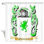 Chadburn Shower Curtain