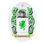 Chadburn Ornament (Oval)