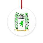 Chadburn Ornament (Round)