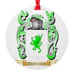 Chadbourne Round Ornament