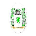 Chadbourne Oval Car Magnet