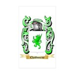 Chadbourne Sticker (Rectangle 10 pk)