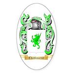 Chadbourne Sticker (Oval 10 pk)