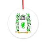 Chadbourne Ornament (Round)