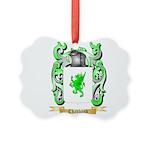 Chadband Picture Ornament