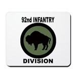 92ND INFANTRY DIVISION Mousepad