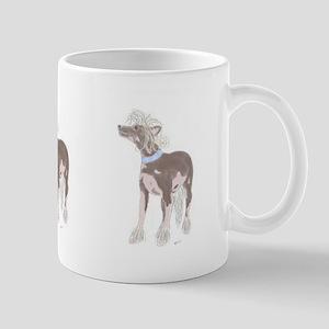 Chinese Crested Dog Mug