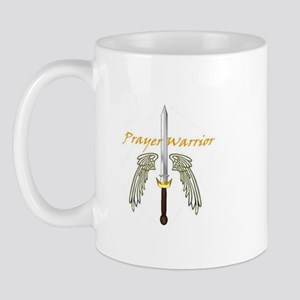 Prayer Warrior Mug