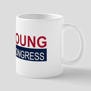 Elect Don Young Mug