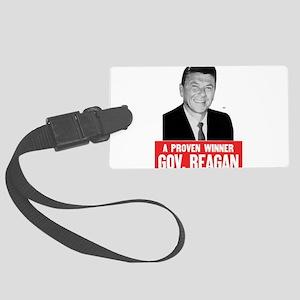 Ronald Reagan - Governor Luggage Tag