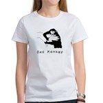 Monkey Day bad monkey Women's T-Shirt