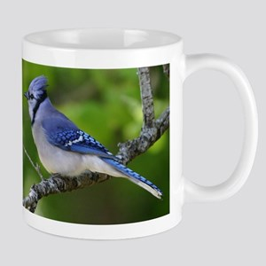 Happy Blue Jay Mug