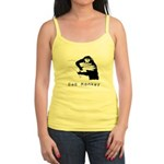 Monkey Day bad monkey Jr. Spaghetti Tank