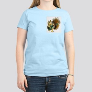 Squirrel Ukulele T-Shirt